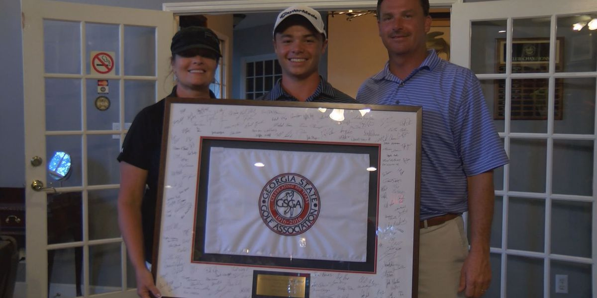 Albany's Bowles is GSGA Junior Player of the Year
