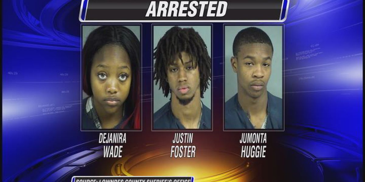 3 more arrested in Valdosta driveby shooting