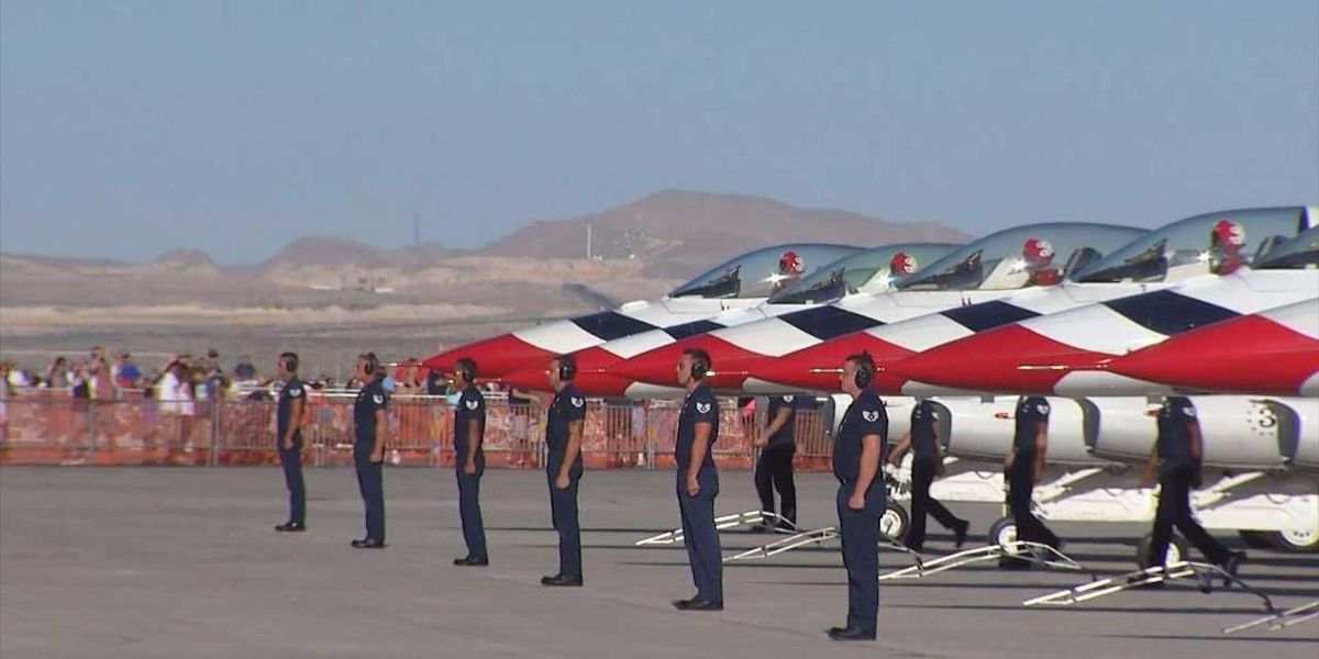 Moody Air-Force Baseprepares to host its annual airshow.