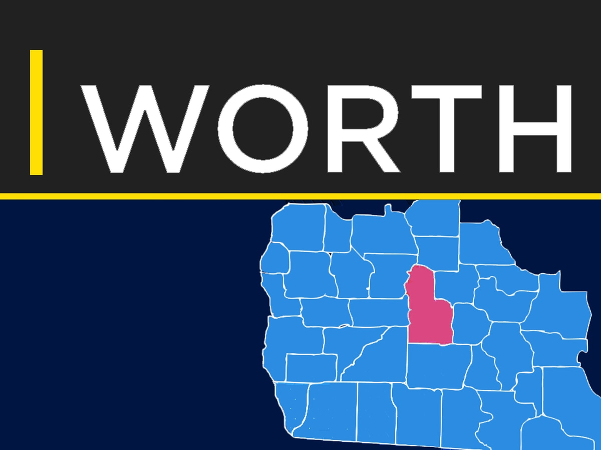 Worth Co. E-911 reports roadways washed out, other roads considered passable