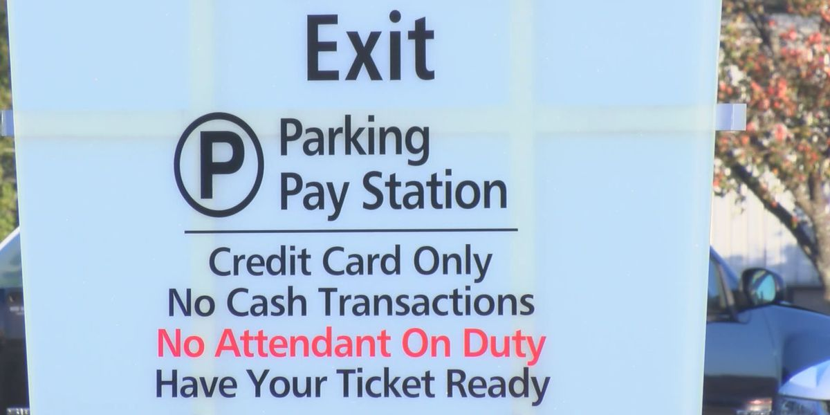 Southwest GA Regional Airport faces issues with new automated parking