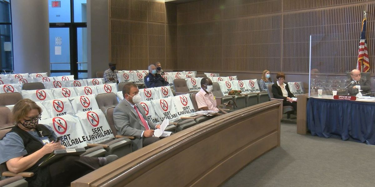 Dougherty Co. commissioners consider employee bonuses