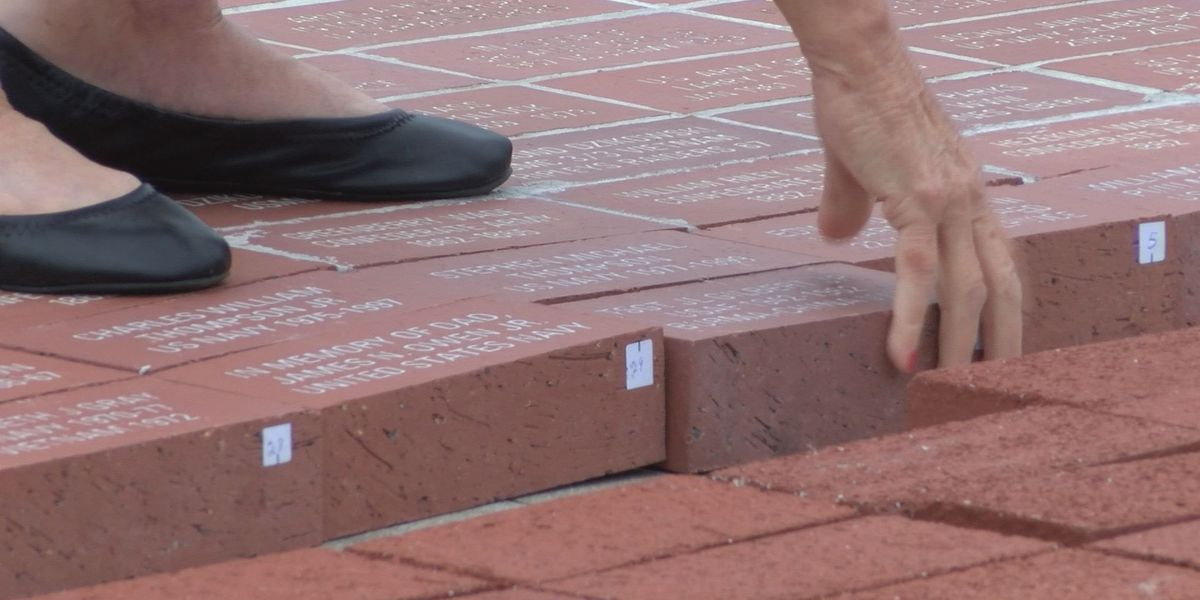 'Brick by brick, we honor'