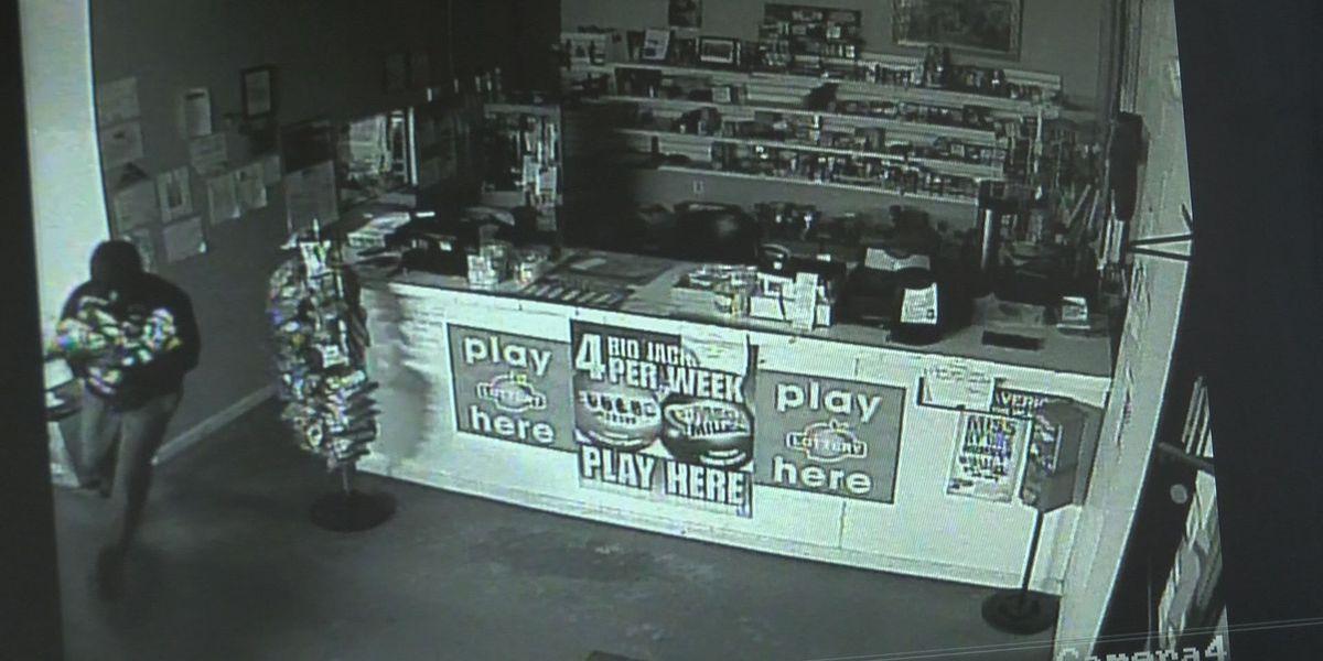 Investigators look for convenience store thief