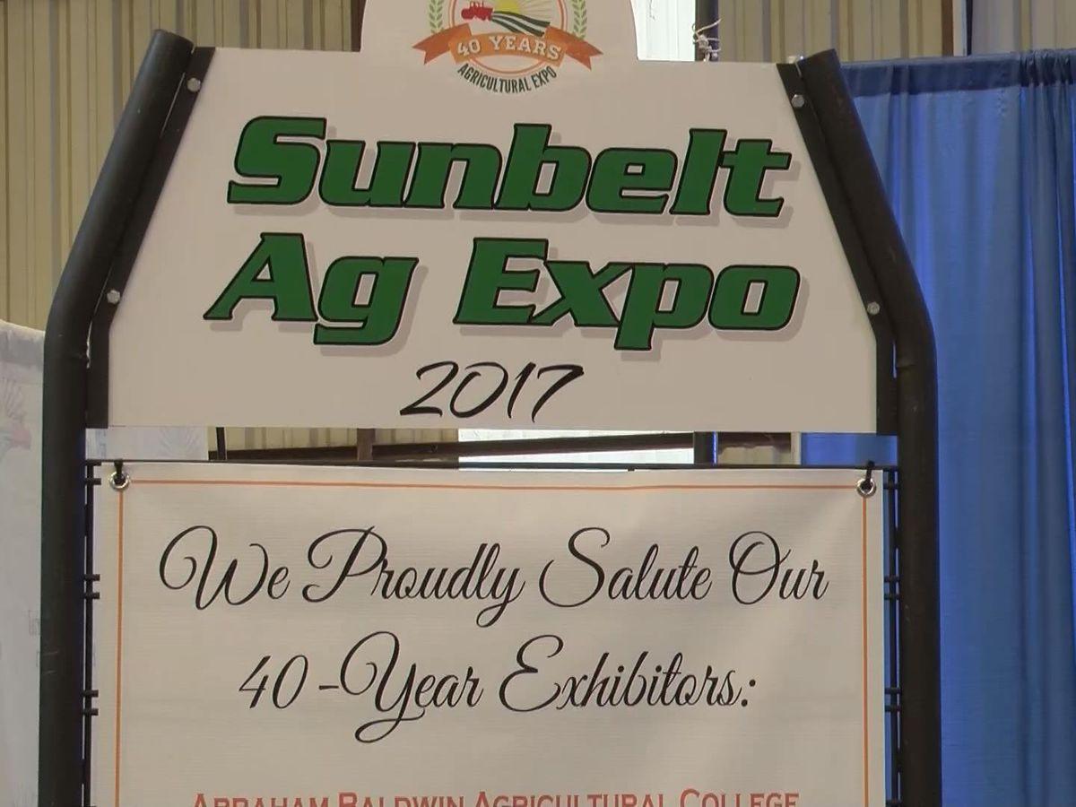 Sunbelt Ag Expo continues, despite Hurricane Michael
