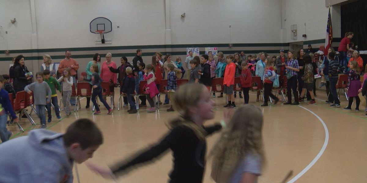 Jerger Elementary raises money for Winter Fest Fundraiser