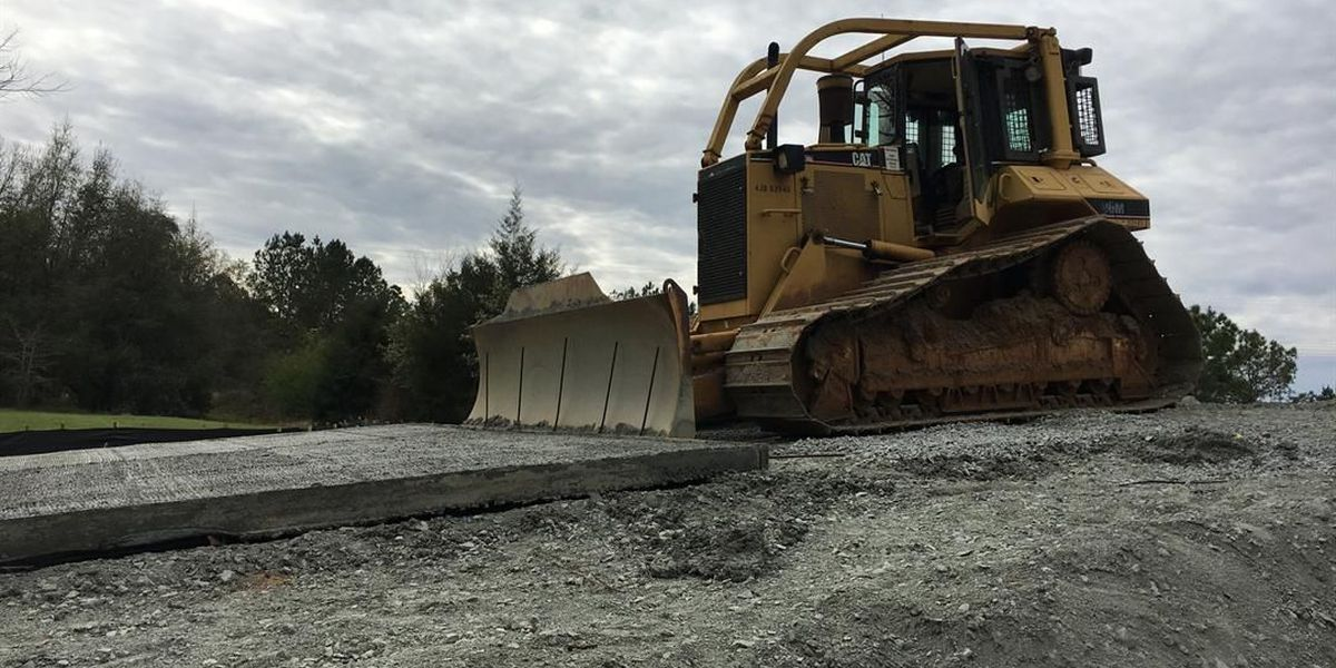 Construction starts on Sutton's Landing boat ramp