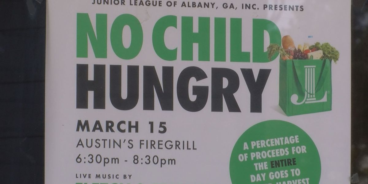 Junior League of Albany hosts fundraiser to help feed children in need