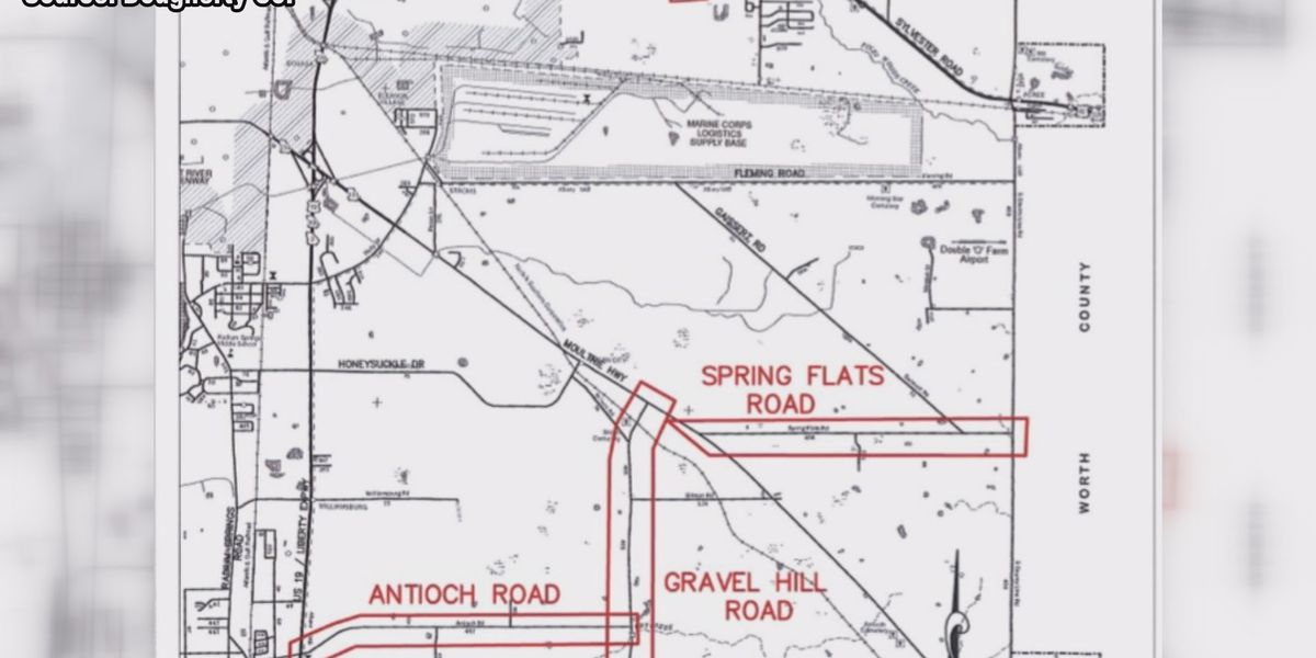 Dougherty Co. leaders apply for road project grants