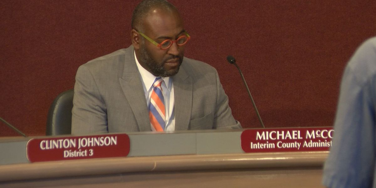 Public advocates for McCoy after being denied Dougherty Co. administrator position