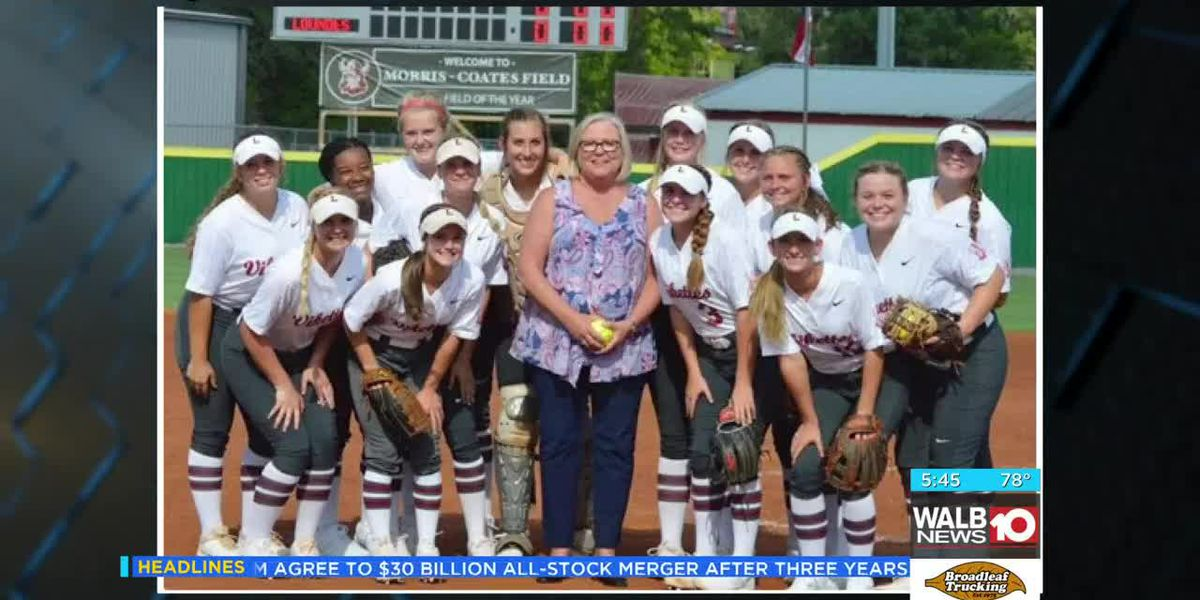 Lowndes Co. High honors softball coach