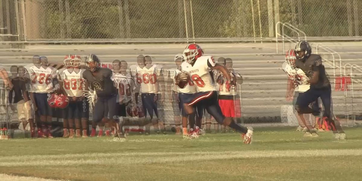 WALB PLAY OF THE WEEK (8/21/17): Wright takes it to the house