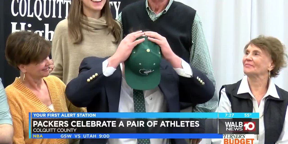 South Georgia early signing day part 2
