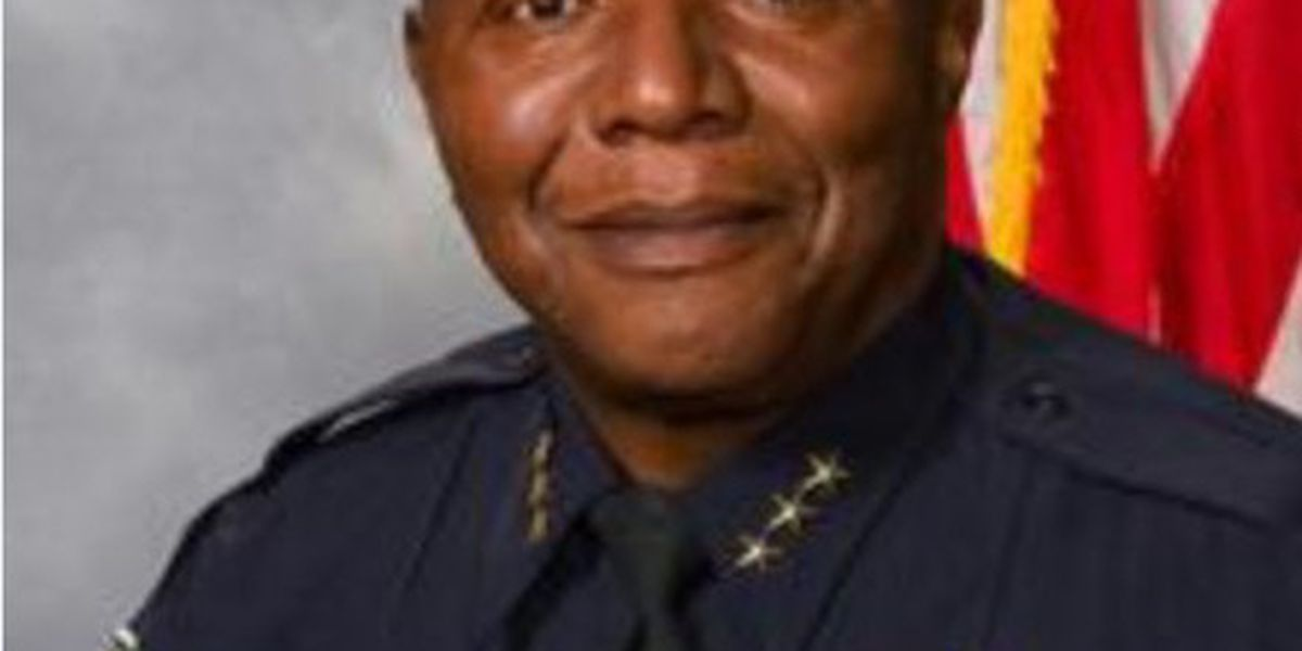 Chief of police sworn in for Cordele police