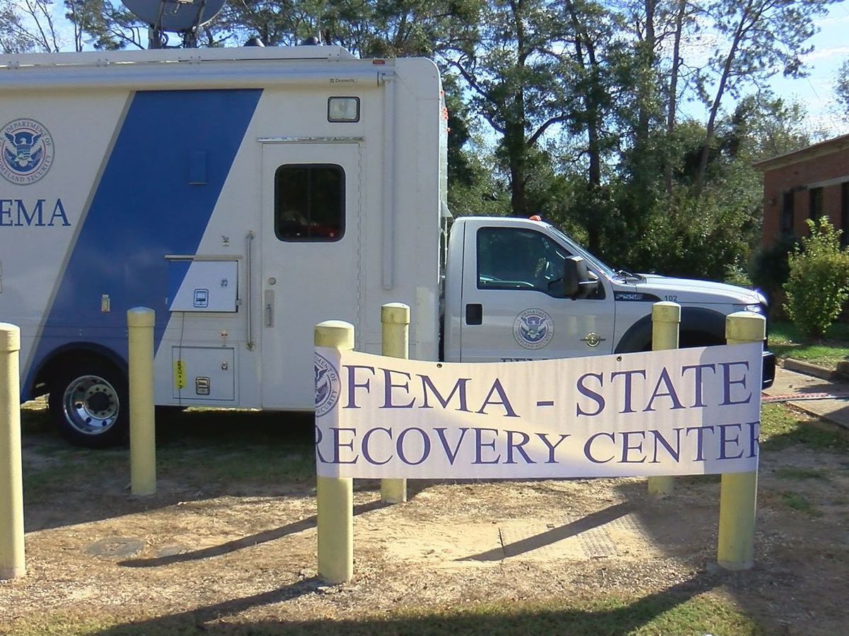 FEMA's on the ground and ready to help after Michael