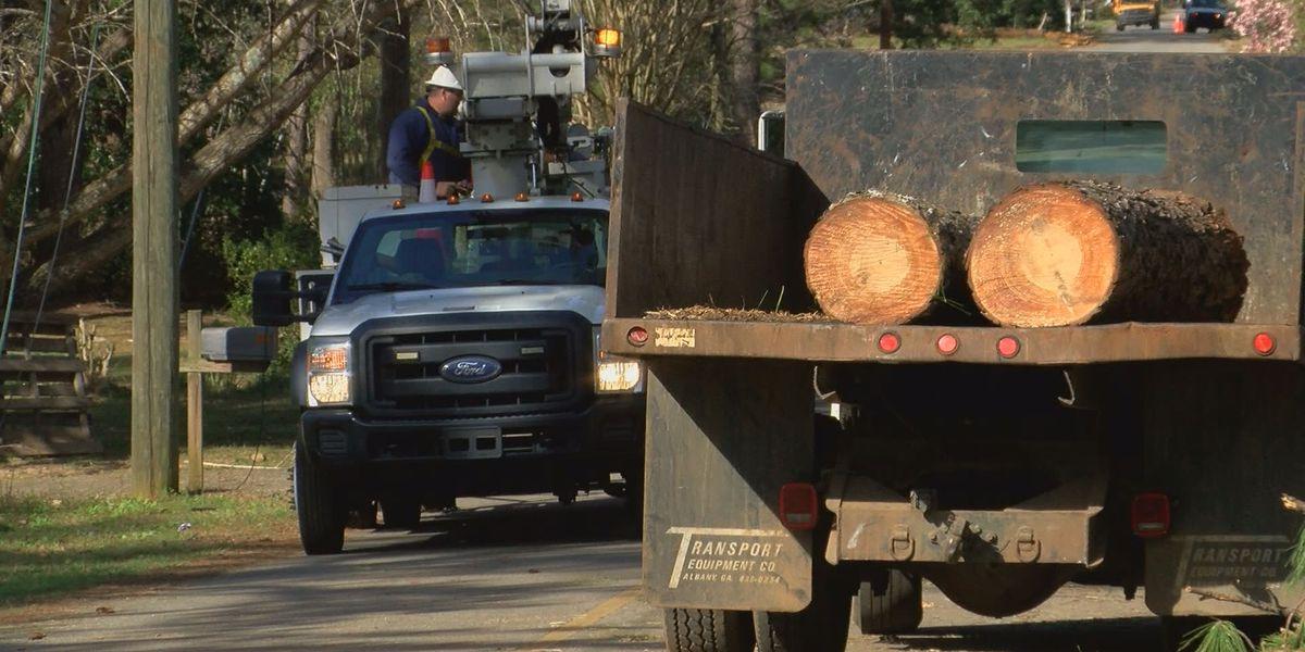 Debris clean up to begin in Dawson