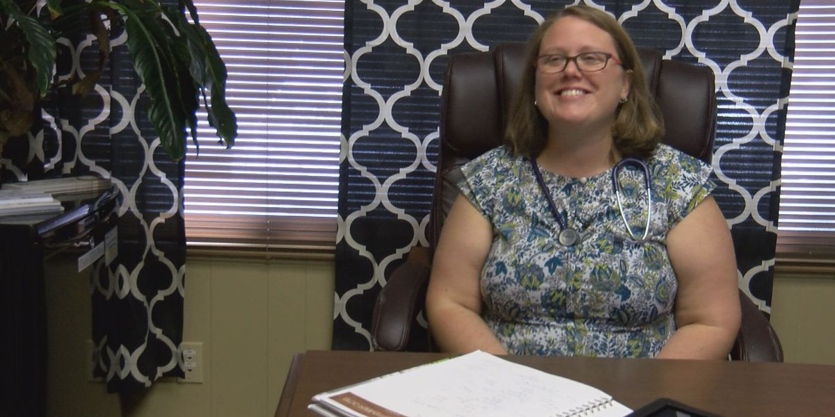 Valdosta doctor named Young Physician of the Year