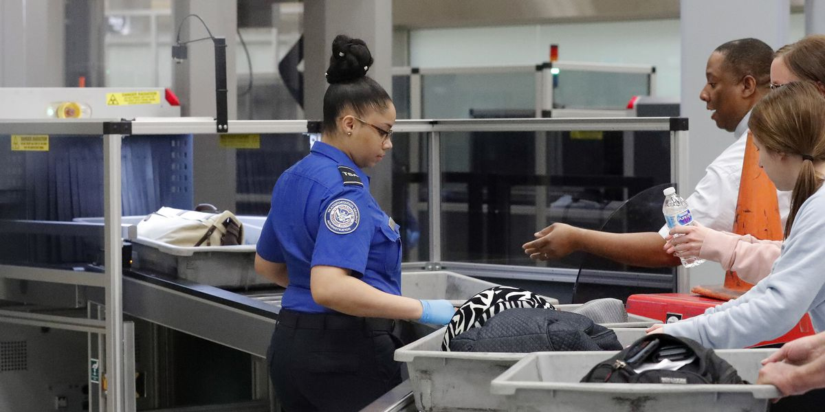 Person got gun through airport security in Atlanta, flew with it to Tokyo