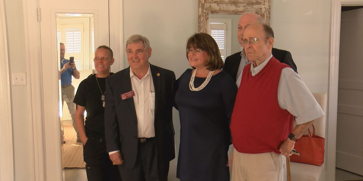 Gerald Greene holds reception for re-election