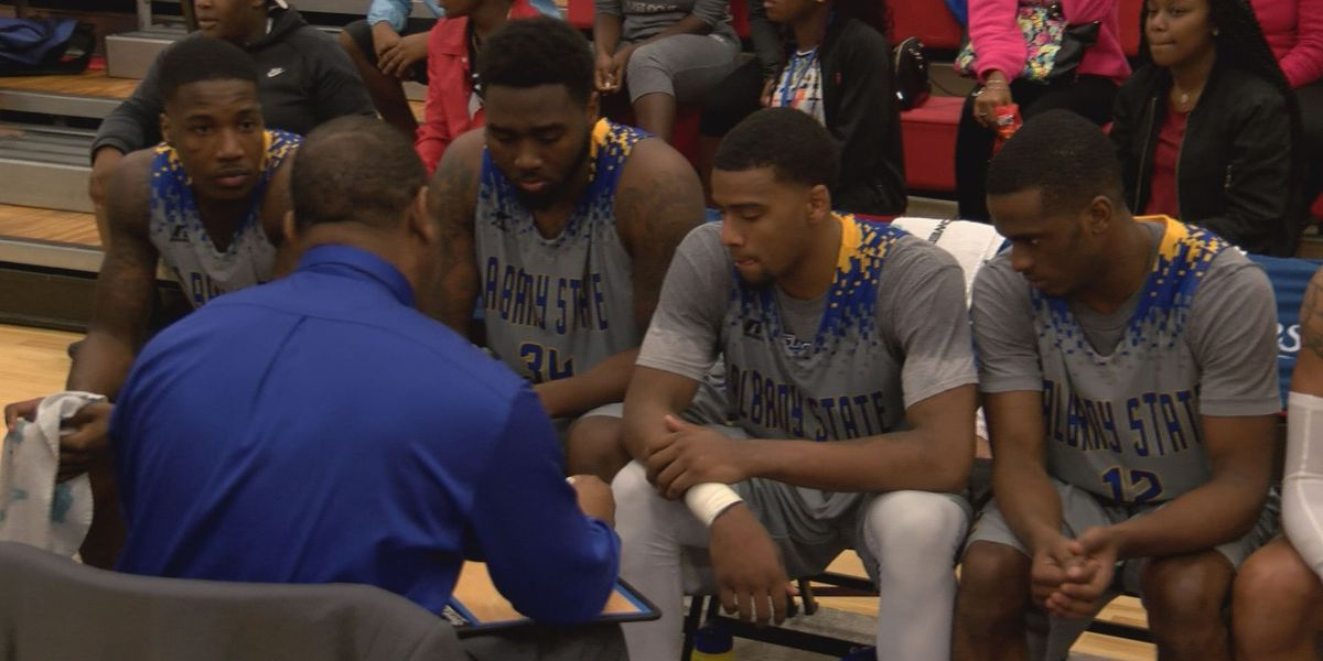 Albany State swept by Claflin at home