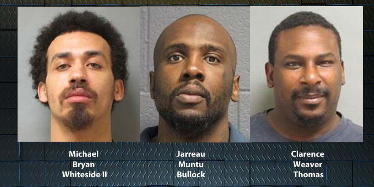 4 arrested after guns stolen in Albany recovered in Michigan