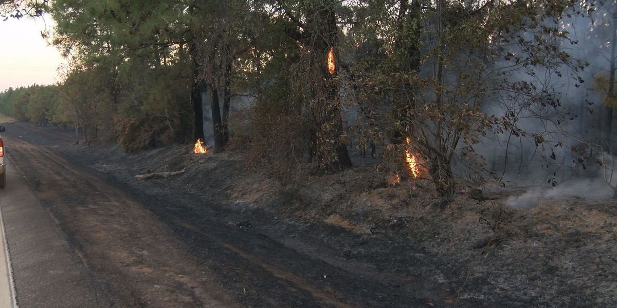 Officials urge residents not to burn during drought