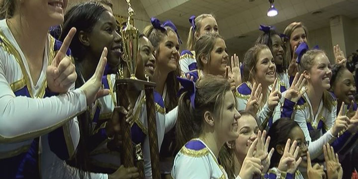 Local cheer teams advance to state finals