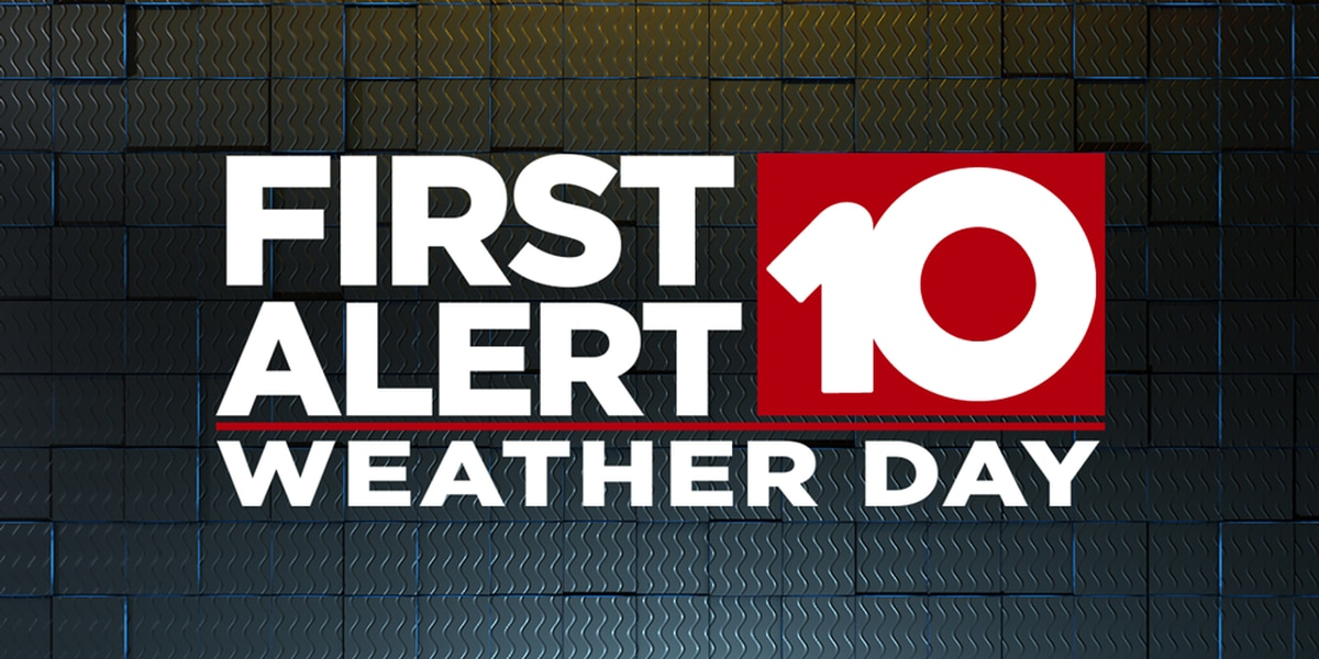 First Alert Weather Day: Wednesday weather remains dangerously hot, humid; strong storms forecast this afternoon