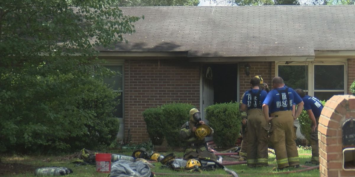 Surge protector shorts, sparks house fire on Nixon Drive in Albany
