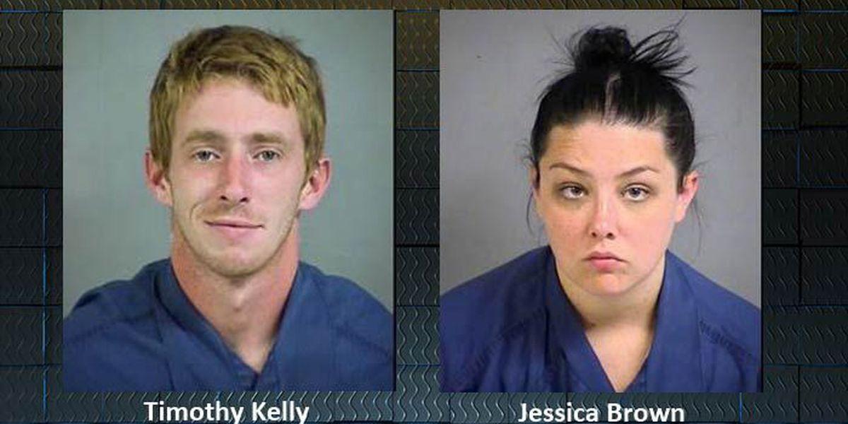 Valdosta parents arrested when child is found in hot car