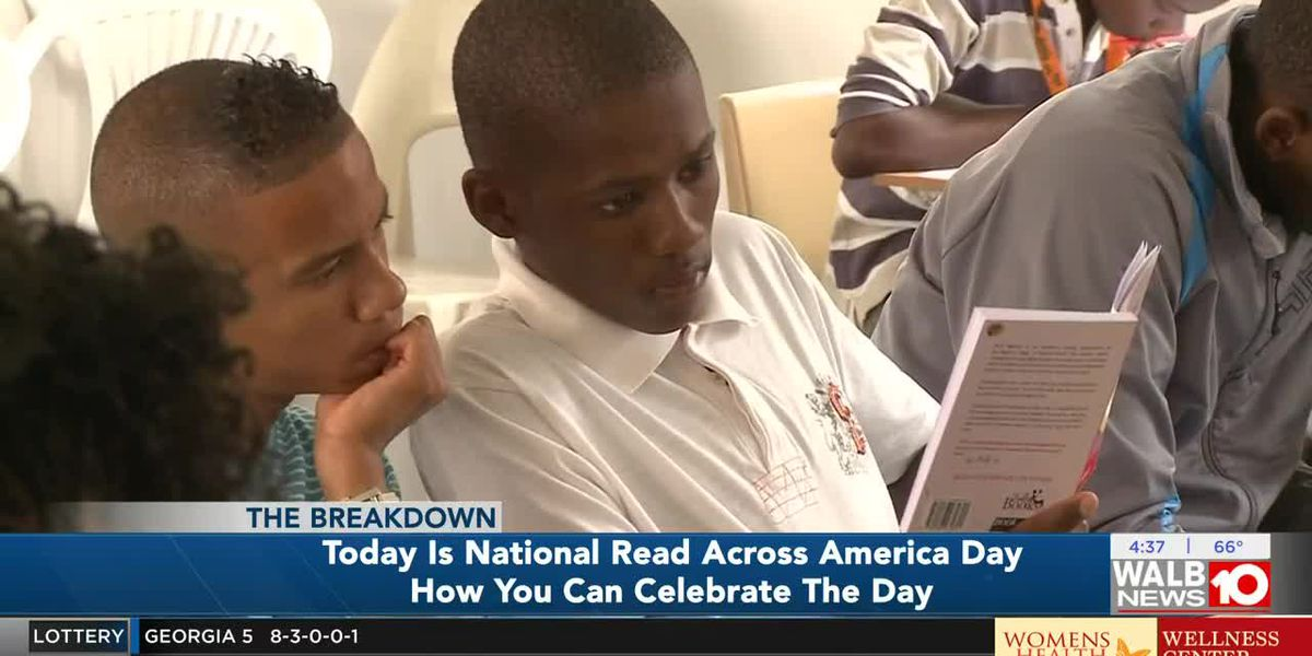Interview: National Read Across America Day