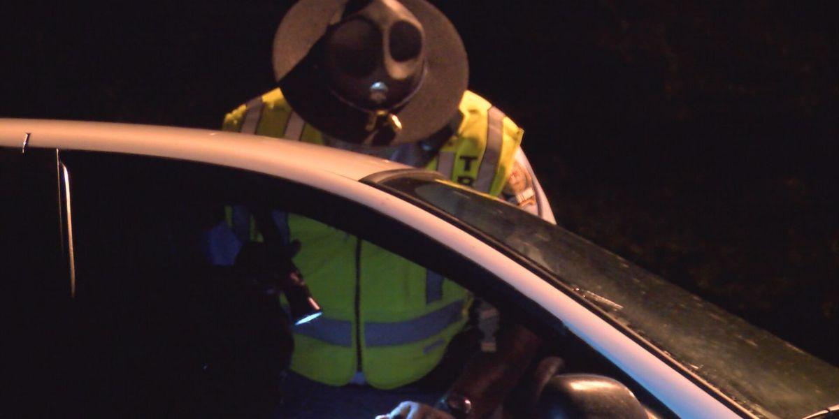 GSP to crackdown on drunk drivers over St. Patrick's Day weekend