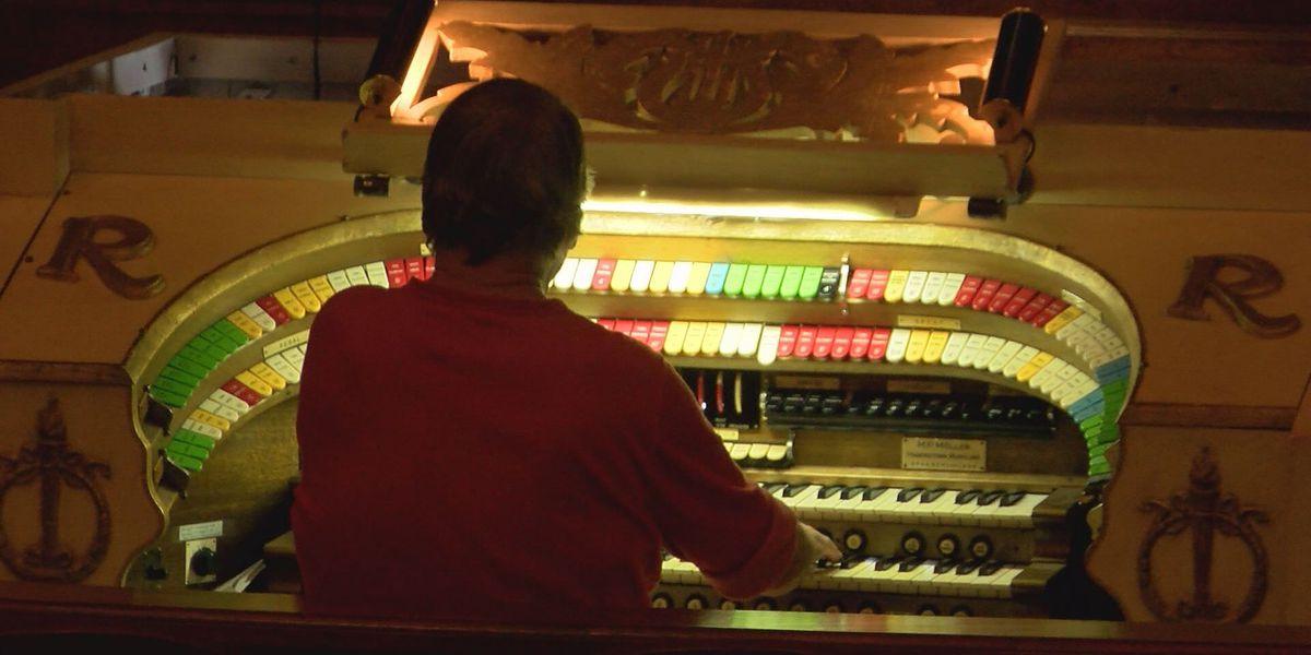 Rare organ at the Rylander in Americus undergoes repairs