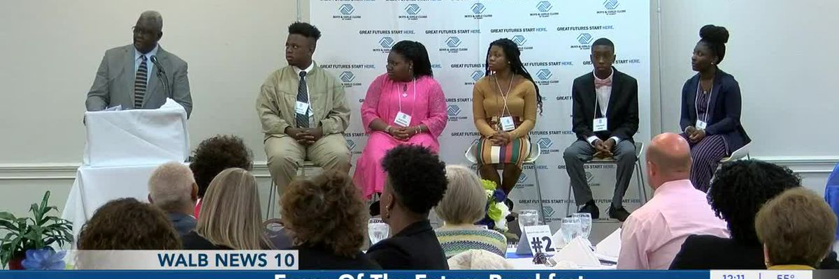 Boys and Girls Club honors Albany's 'faces of the future'