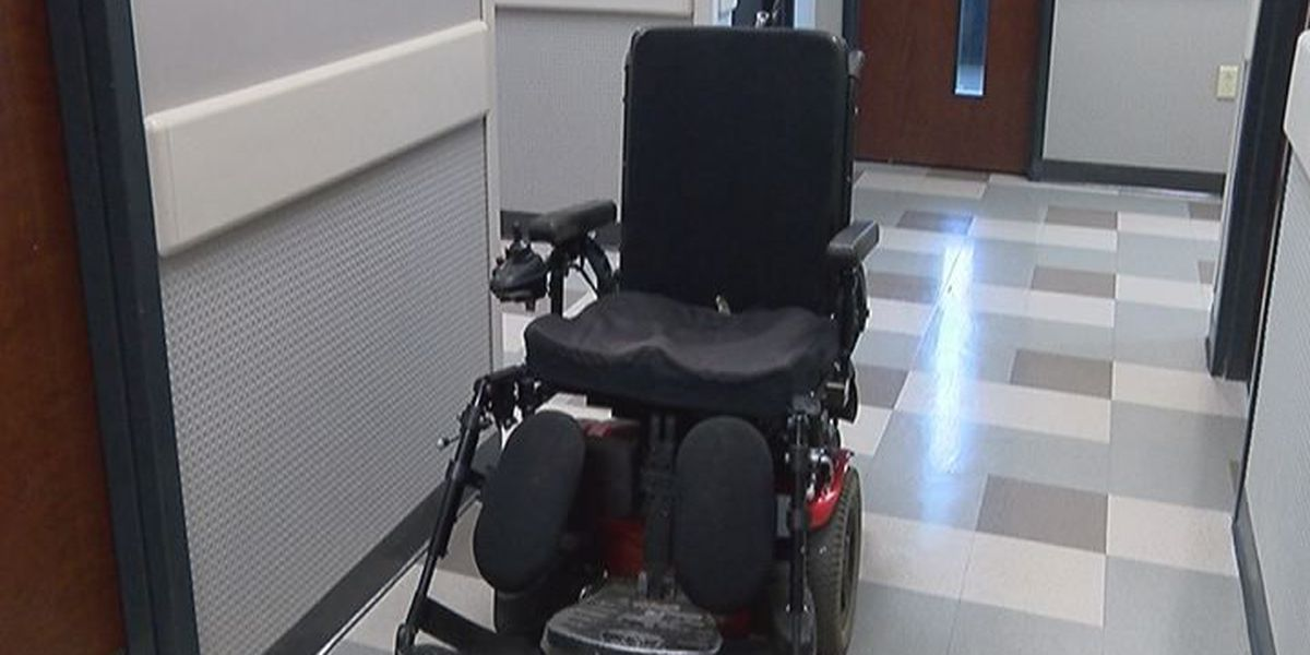 Albany woman's missing wheelchair recovered