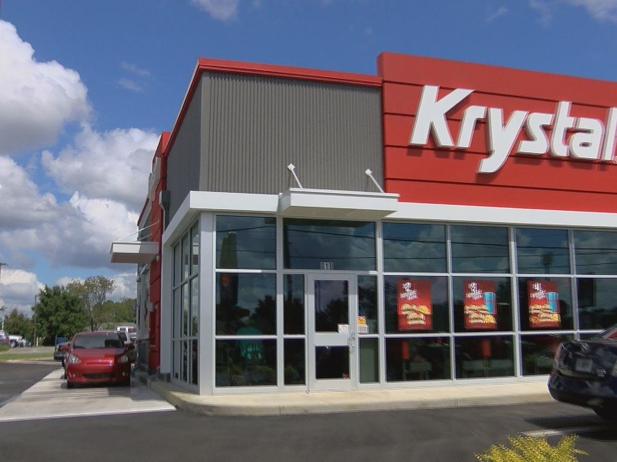 Tifton Krystal restaurant opens to public