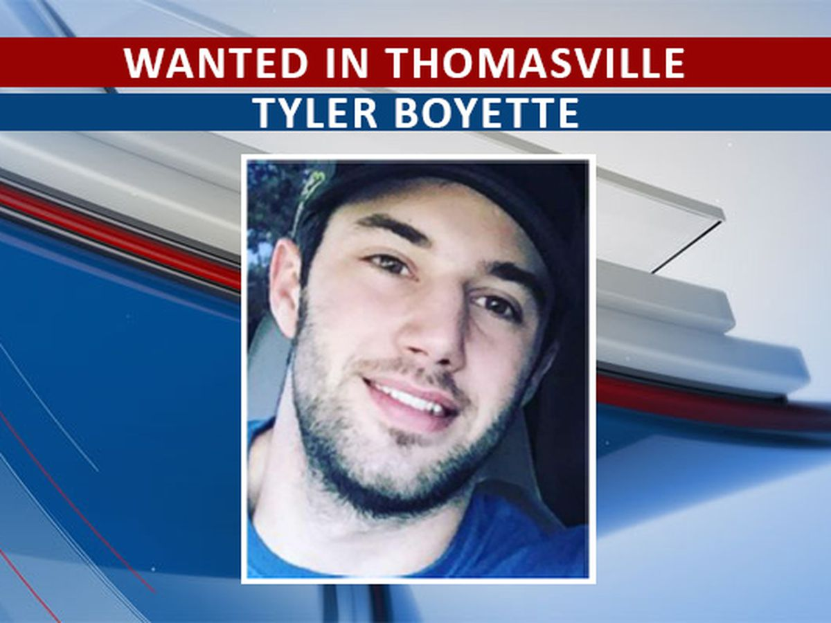 Update: Wanted Thomasville man in custody