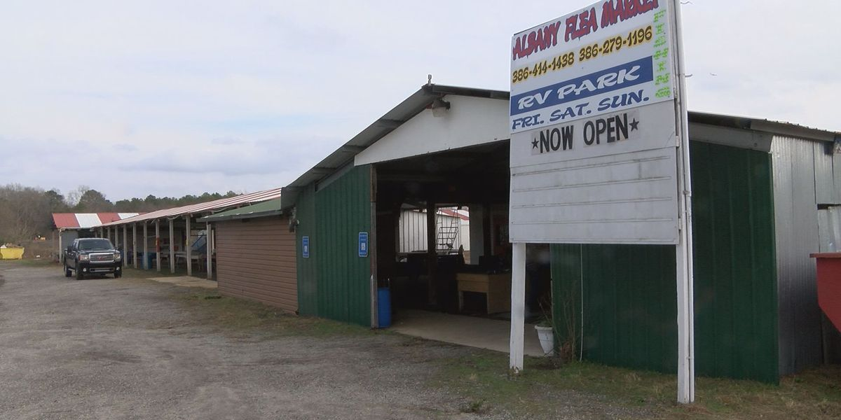 Albany Flea Market invites storm-affected vendors to sell