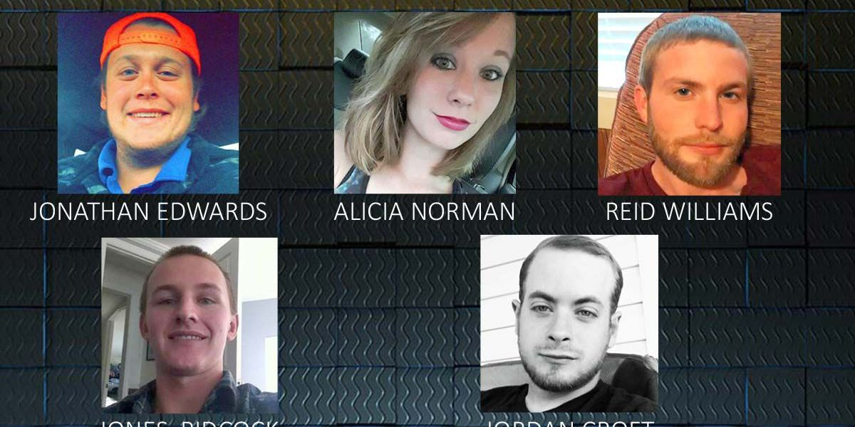 Identities released for five killed in Colquitt Co. fire