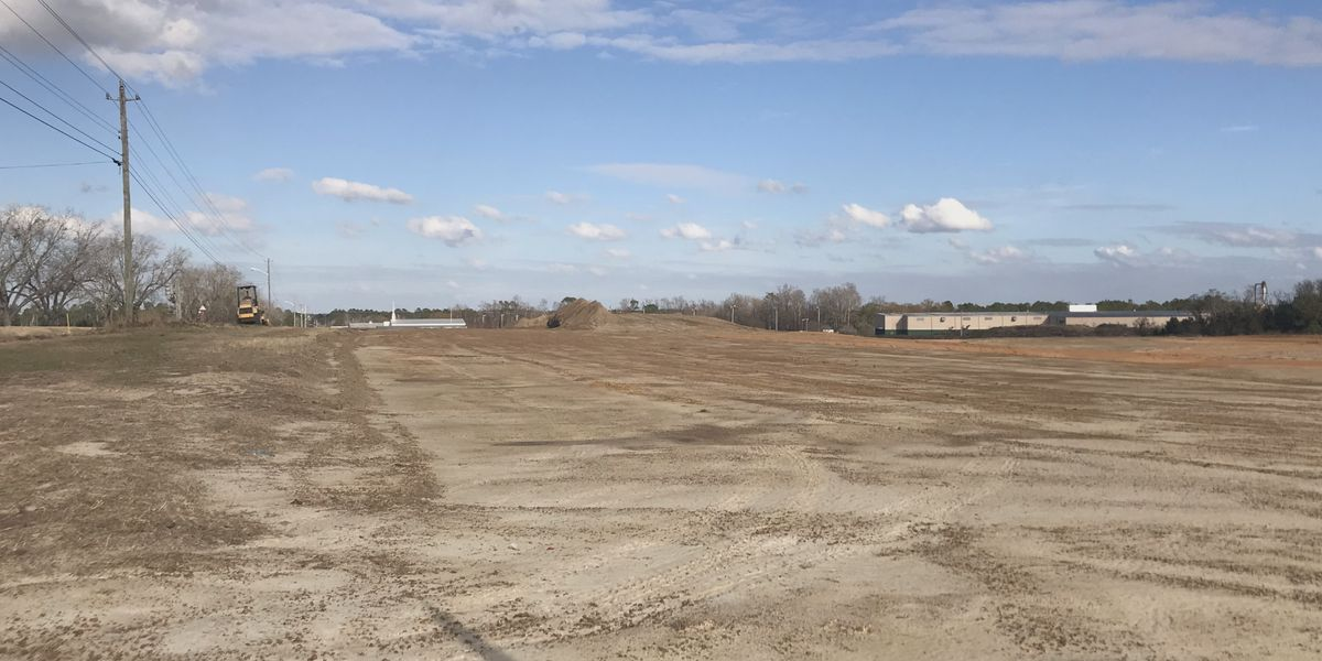 New rec center, ball fields under construction in Worth County