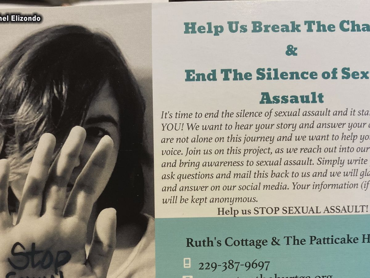 20K postcard project combats sexual assault violence during pandemic