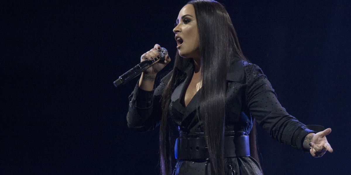 Demi Lovato to sing the national anthem at the Super Bowl