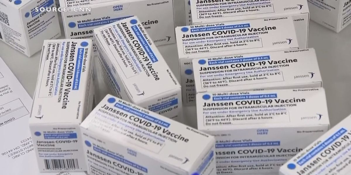 FDA, CDC lift recommended pause on Johnson & Johnson vaccine