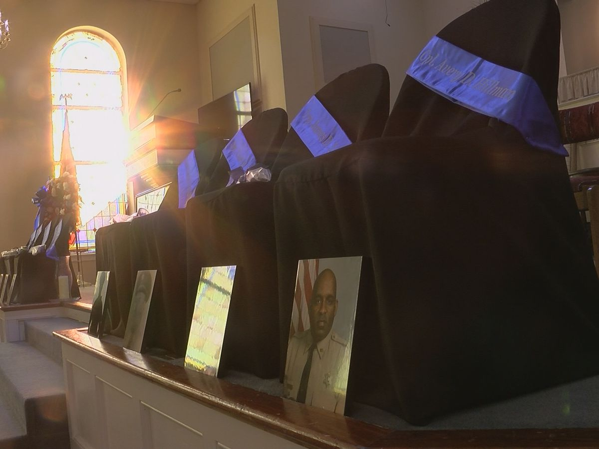 Crisp Co. Sheriff's Office honors fallen officers