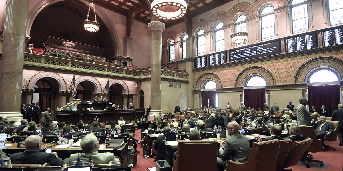 NY puts Democrats a step closer to getting Trump tax returns