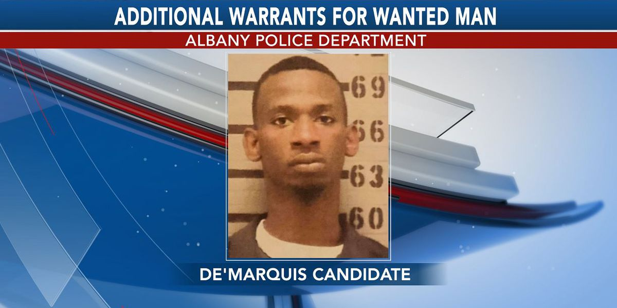 Albany police adds more warrants for wanted man