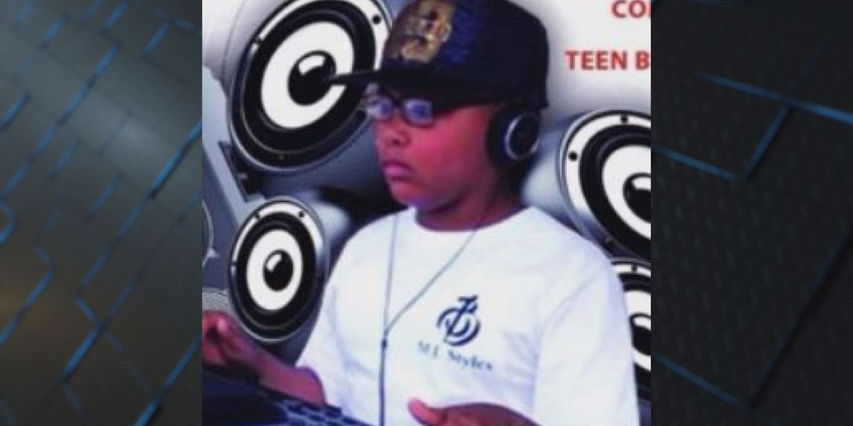 12-year-old DJ serves Albany community