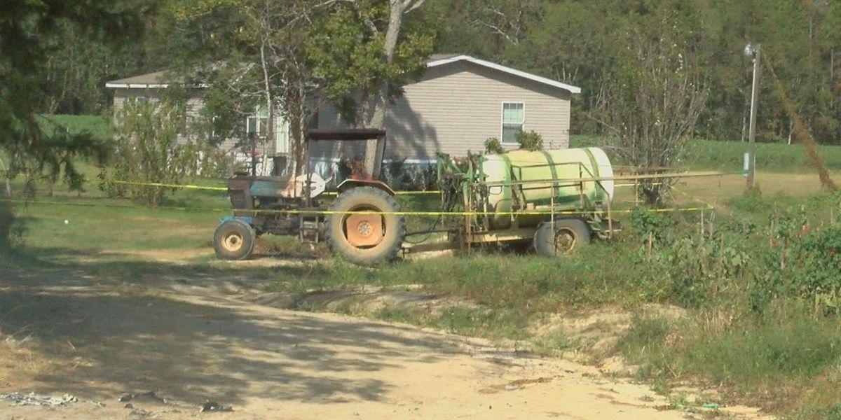 Decatur Co. Sheriff's Office investigates 'unique and possible' arson involving tractor