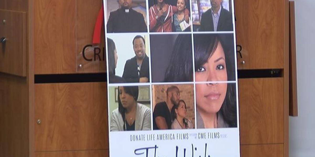 Movie screening raises awareness about kidney disease
