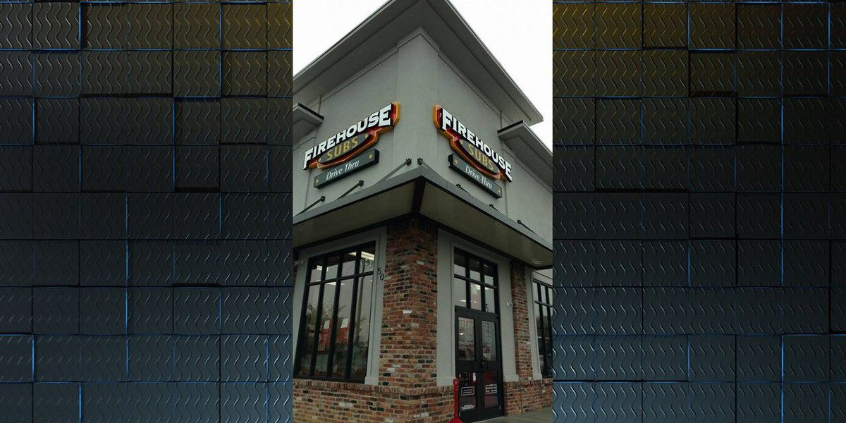 New Firehouse Subs opens in Moultrie